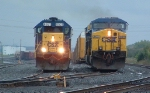 CSX 8521 and CSX 603